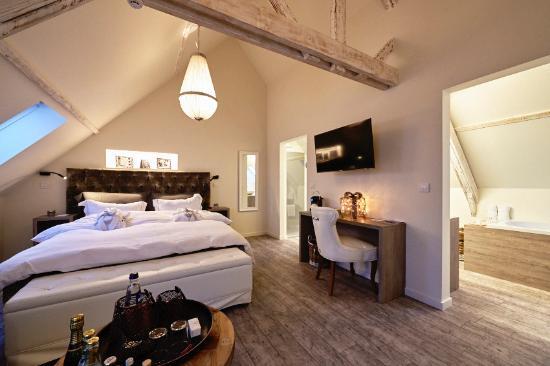 Roeselare, België: Upper Room Suite