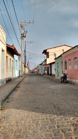 Caravelas Historic Center