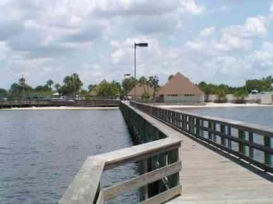 Port Charlotte Beach Park Pier