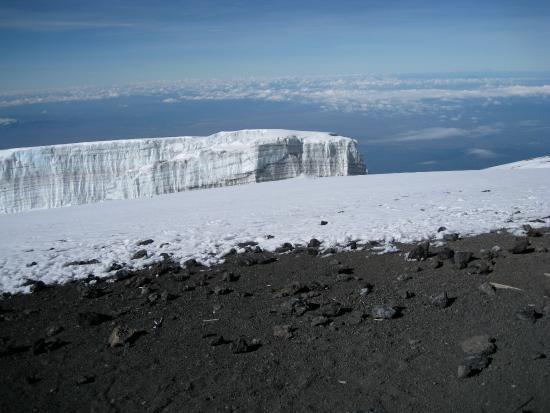 Mount Kibo Photo