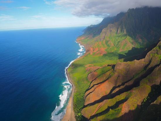Mauna Loa Helicopters Tours Photo