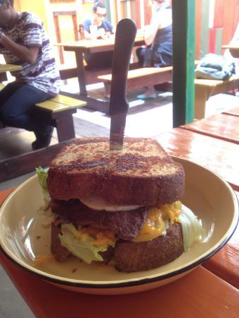 Terminator 3 - Picture of Village Cafe, Swakopmund - TripAdvisor