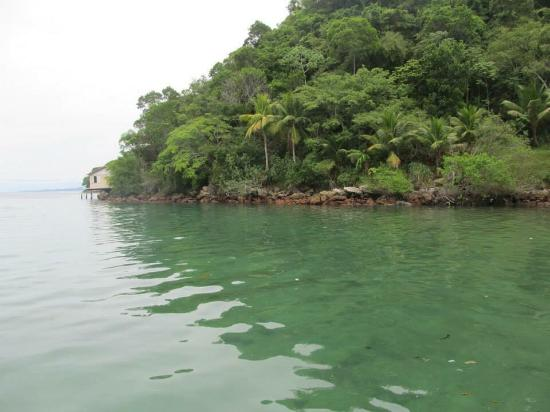 Che Lagarto Hostel Ilha Grande: Sí o si debes quedarte en esta hostal! Tiene la mejor ubicación de la isla!