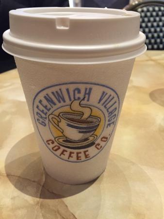 Greenwich Village Coffee CO.
