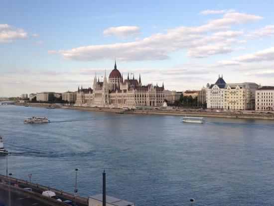 Boutique Hotel Victoria Budapest Photo