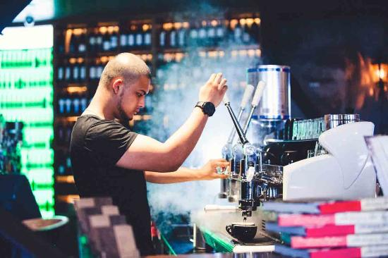 Castle Hill, Australia: Coffee