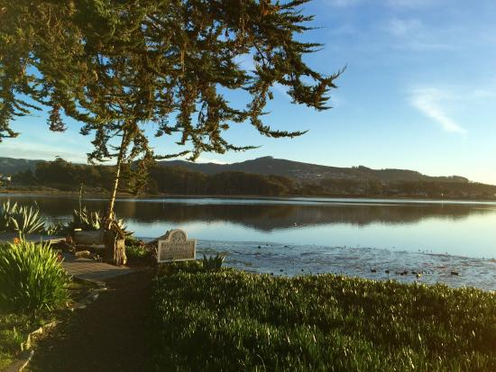 Baywood Park, CA: Right outside the room