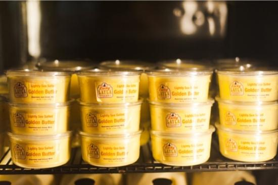 Mineola, TX: MMMM..Fresh Butter