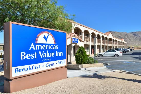 Americas Best Value Inn - Joshua Tree / Twentynine Palms