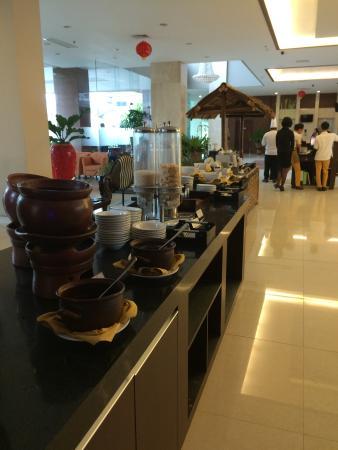dining hall picture of horison ultima riss yogyakarta yogyakarta rh tripadvisor com