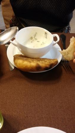 Nice place with armenian cuisine