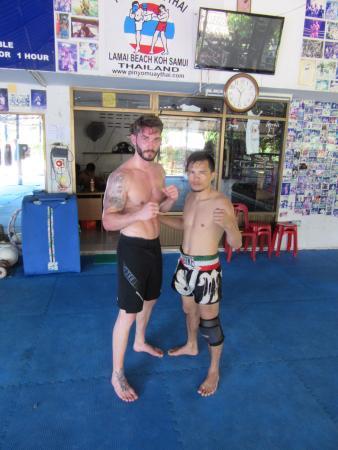 Wech Pinyo Muay Thai: photo1.jpg