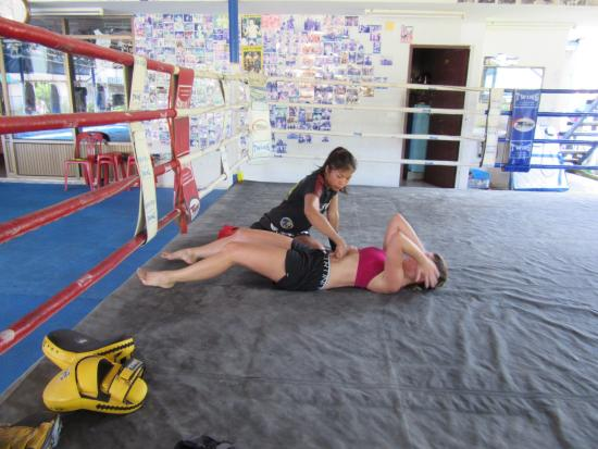 Wech Pinyo Muay Thai : photo2.jpg
