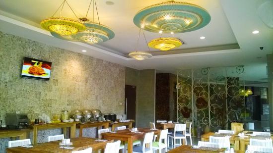Cilegon, Indonesia: Restaurant