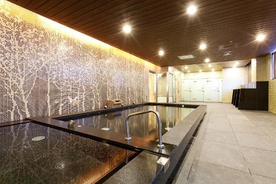 Fullon Hotel Danshuei Fishermen's Wharf: 溫泉三溫暖