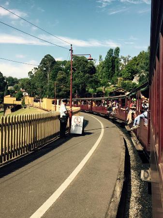 Puffing Billy Railway Aufnahme