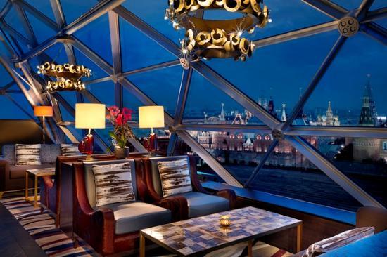 The Ritz-Carlton, Moscow: O2 Lounge