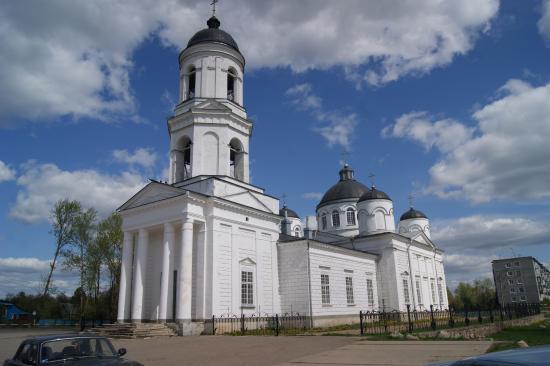Soltsy, Russia: Собор