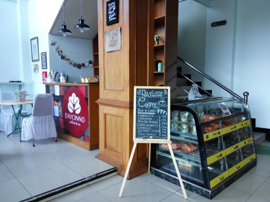 Tarakan, Индонезия: Daycinno Coffee Shop