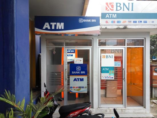 Tarakan, Indonésie : ATM are available in hotel area