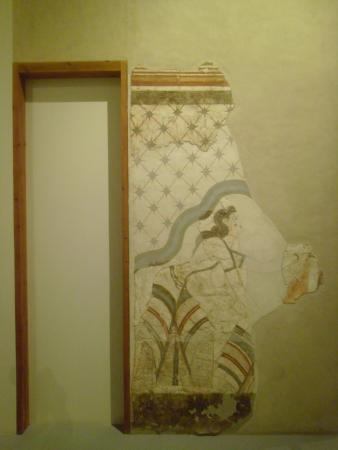 Museum of Prehistoric Thera Foto