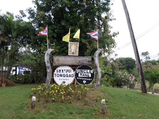 Samui Tonggad Resort: Unsere Unterkunft.