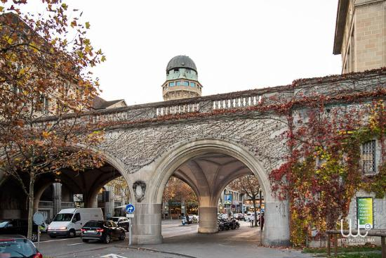 Guia Suica - Zurich
