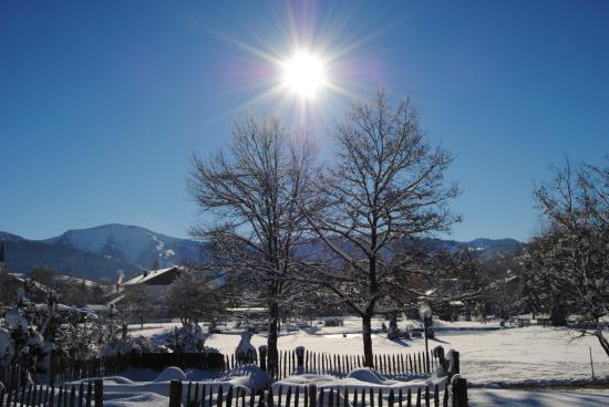 Lindner Parkhotel & Spa Oberstaufen: Wintertraum