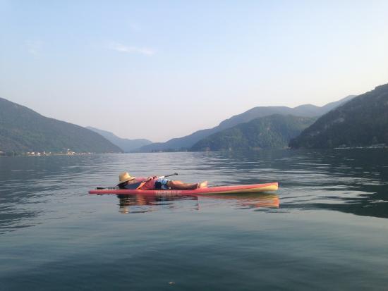 Figino, Switzerland: Here you can relax!