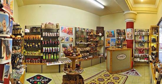 Cafeto Café y Regalos