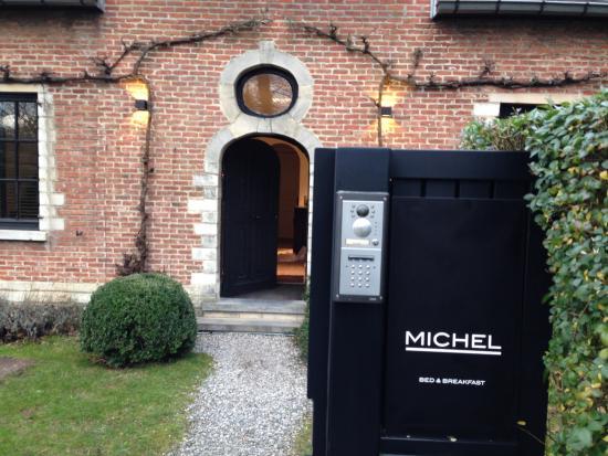Grimbergen, Belgia: B&B Michel ****, 3 vernieuwde kamers, Ac, Wifi