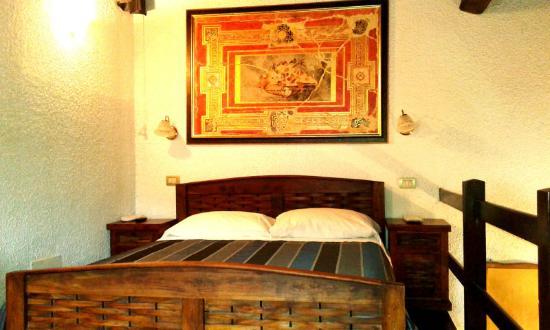 Parco delle Nazioni: Double Superior Deluxe bed