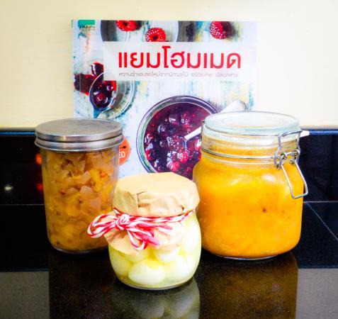Bophut, Tajlandia: Chutney - InFusion Cooking Classes Samui