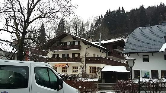 Hotel St. Georg: 20160131_080035_large.jpg