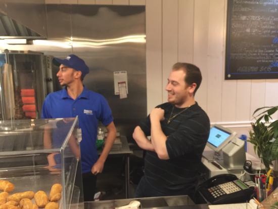 Bayside, NY: Souvla Greek Kitchen