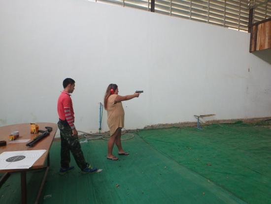 Kathu Shooting Range