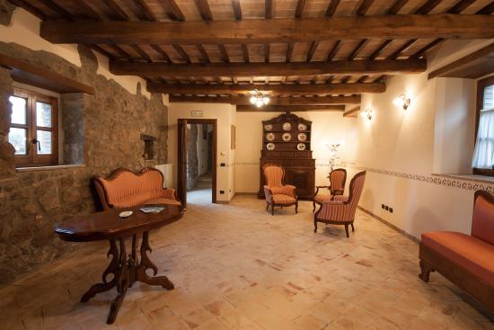 """Castel Giorgio, Italia: Salone """"I Tre Lecci"""""""
