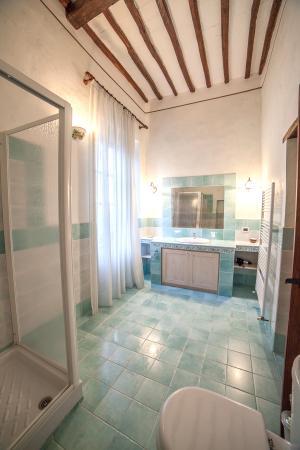 Castel Giorgio, Italia: Bagno Suite