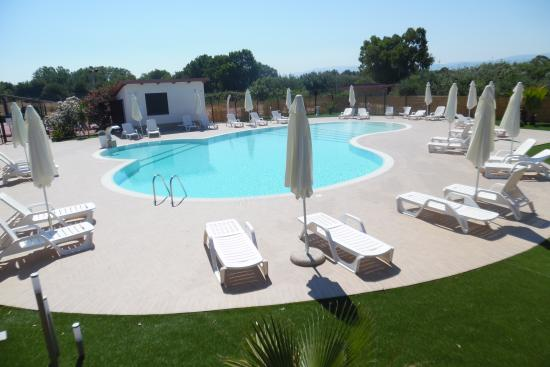 Camping Riviera Village: la piscina