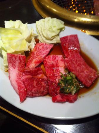 Yakiniku (Grilled meat) Shokyuen