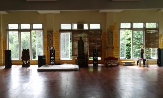 Michi Retreat: yoga / dance studio