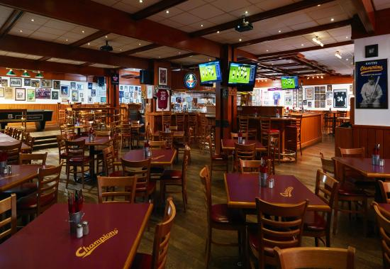 Champions - The American Sports Bar & Restaurant