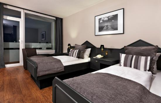 TRYP by Wyndham Bad Bramstedt: Twin bed