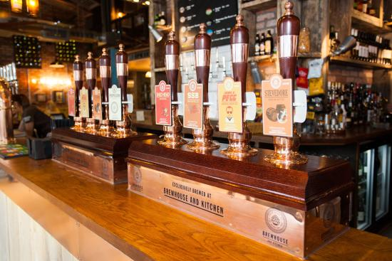 Brewhouse & Kitchen - Gloucester Quays: The Ridiculous Burger