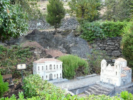 Zafferana Etnea, Italia: Zafferana in miniatura