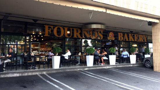 Fournos Bakery Dunkeld