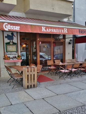 Restaurant Vogelweide Stadtheuriger