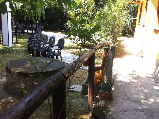 Боргетто-ди-Борбера, Италия: il Fiorile restaurant