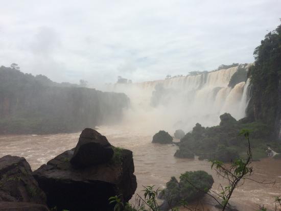 Foz do Iguacu: Puerto Iguazu