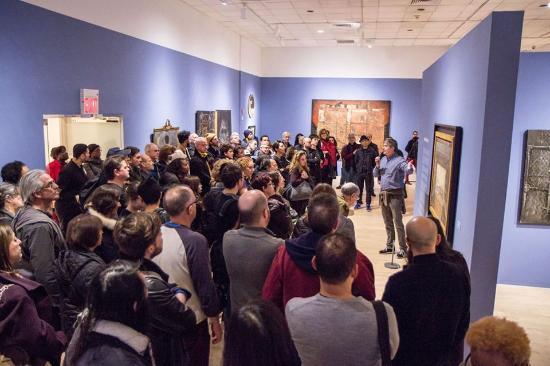 Bronx Museum of the Arts: Martin wong: Human Instamatic Tour
